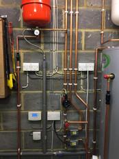 Central Heating Wiring in Dymchurch