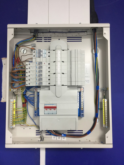 Commerical Distribution Board Upgrade