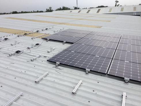 30kw Commerical Solar Installation
