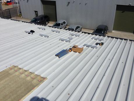 30kw Commerical Solar Installation