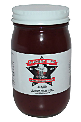Sweet Southern Comfort BBQ Sauce