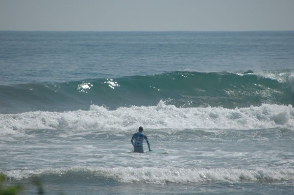 Surf at Troncones