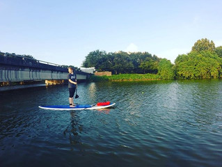 SUP Season Starts April 5th at          Brooks Lake