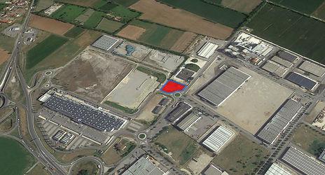 area produttiva in Castenedolo Parco Logistico Brescia Est