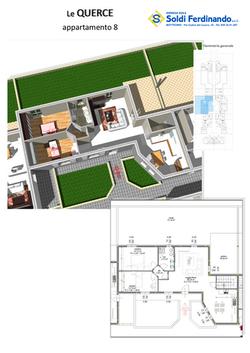 oasi bedizzole appartamento n° 8
