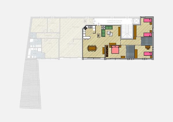 Cascina Mascheda appartamento in vendita grupposoldi.it - Soldi Ferdinando srl, Caionvico