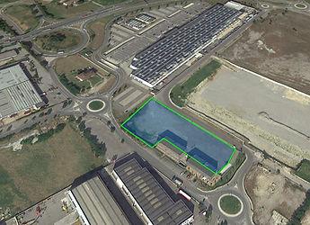 parco logistico brescia est, vulcania 2, soldi ferdinando srl, lotto 2 castenedolo, area in vendita