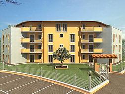 Campo del Portico, Soldi Ferdinando, Rezzato, via Falcone, appartamenti vendita affitto
