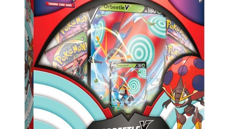 Pokemon TCG Orbeetle V Box