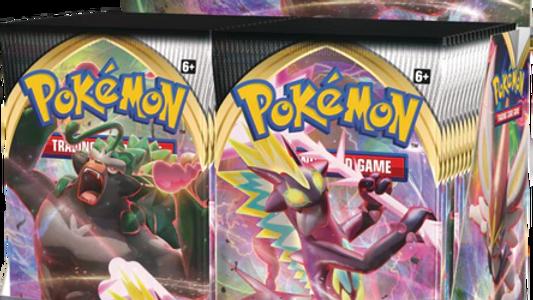 Pokémon TCG Sword & Shield - Rebel Clash Booster Box