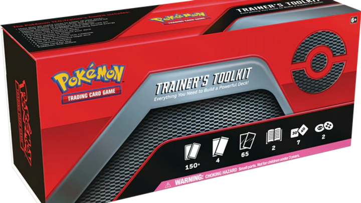 Pokémon TCG Trainer's Toolkit