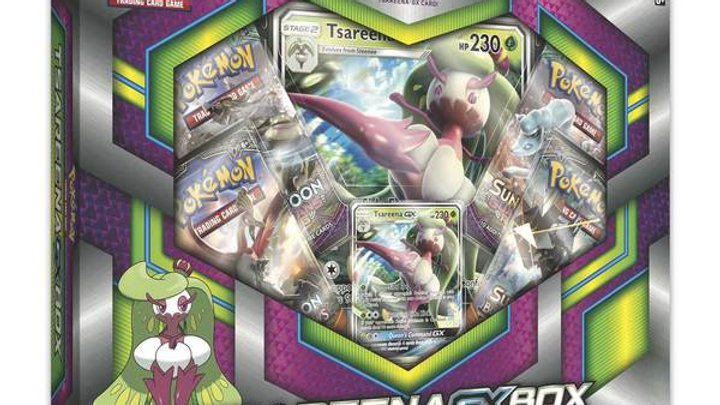 Pokémon Tsareena GX Collection