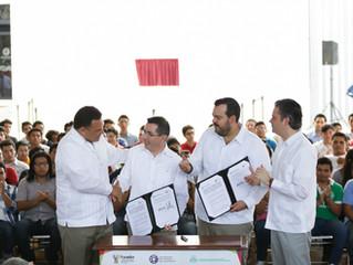 Firma de Convenio de Colaboración con la CANIETI