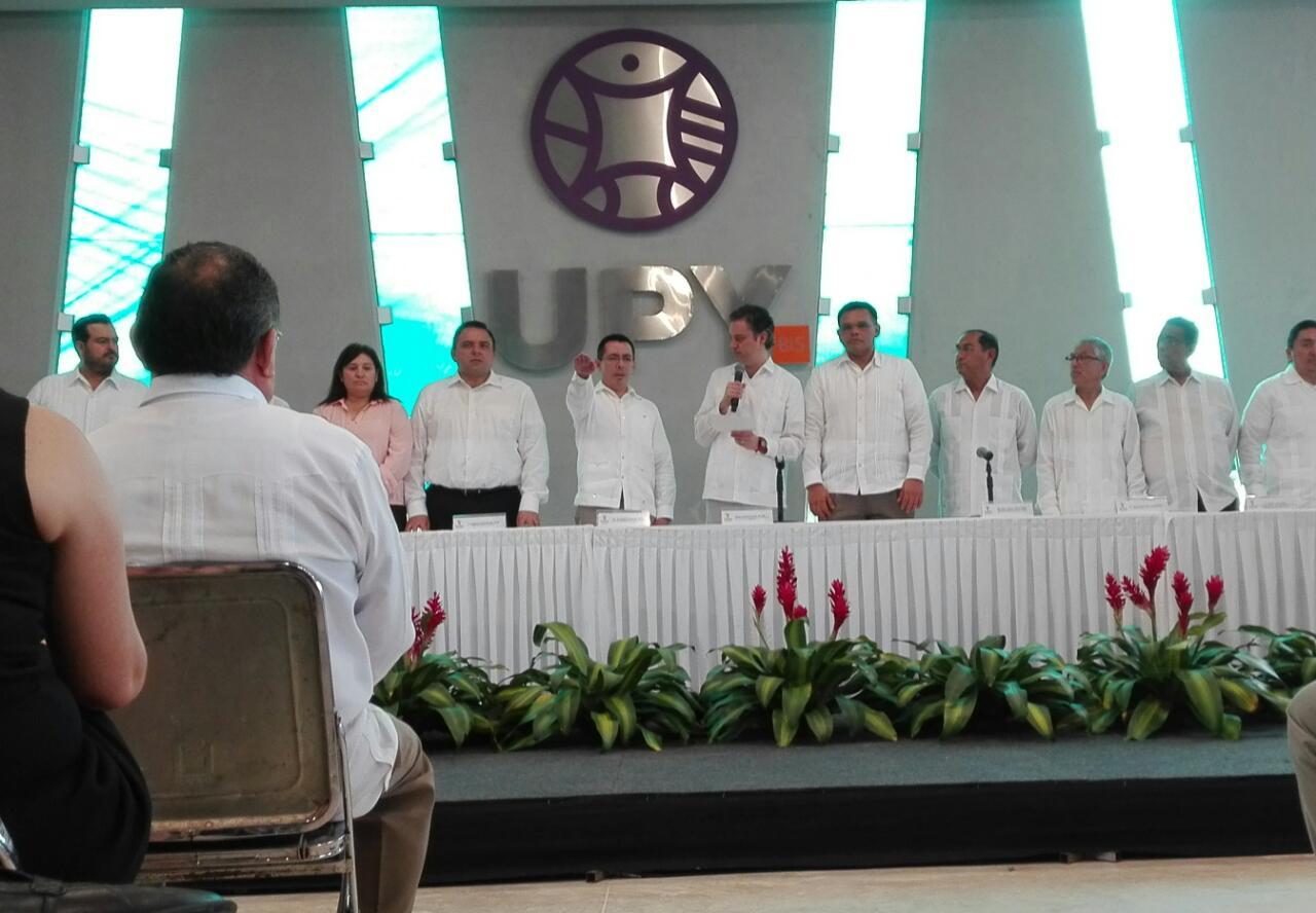 Inauguración UPY