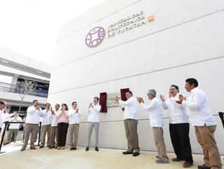 Inauguración de la Universidad Politécnica de Yucatán