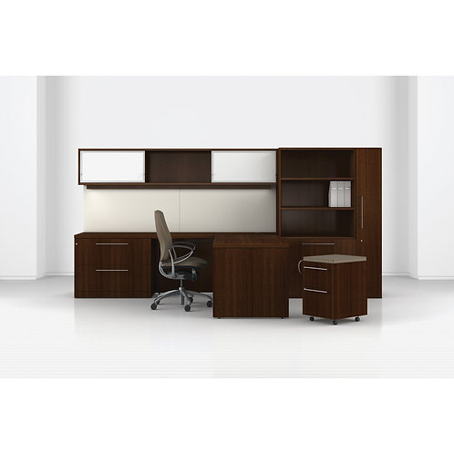 Geiger Tablet Casegoods Private Office