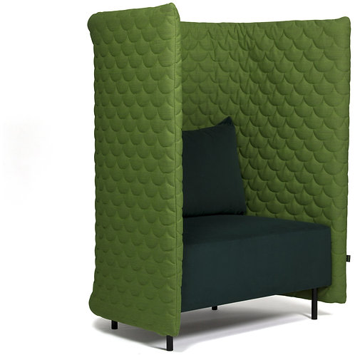 Naughtone Cloud High Back Lounge Chair