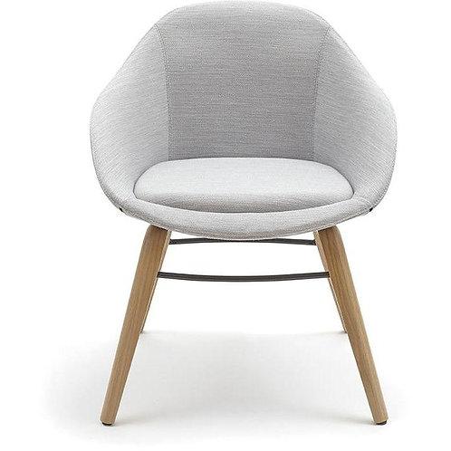 Naughtone Always Wood Base Side Chair