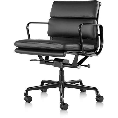Herman Miller Eames Soft Pad Low Back Meeting Room chair