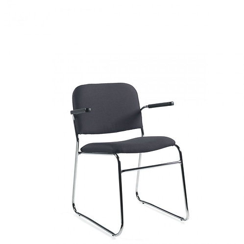 Global Key Stacking Chair