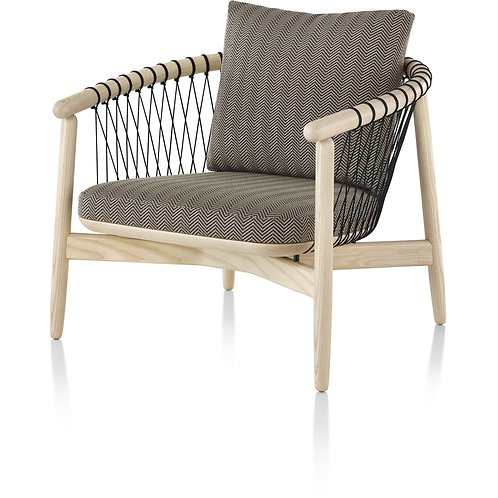 Geiger Crosshatch Lounge Chair