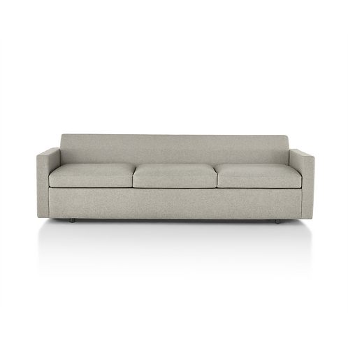 Herman Miller Bevil Sofa Group 3 Seater with Arms