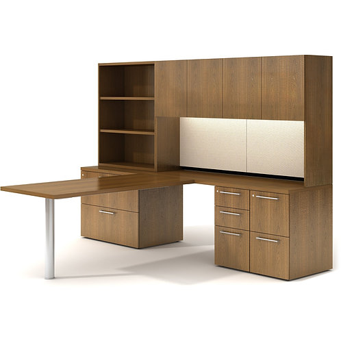 Geiger Levels Casegoods Private Office