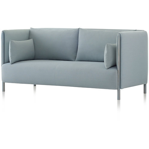 Herman Miller Colourform Sofa Group Sofa 2 Seater with Arms