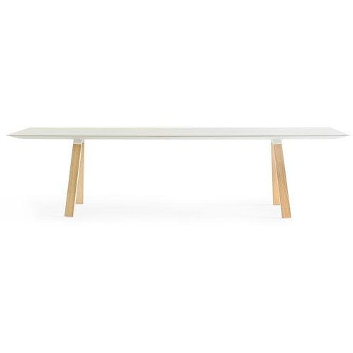 Tusch Seating Pedrali Arki Conference Table