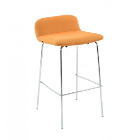Rouillard Tara Metal Base Stool