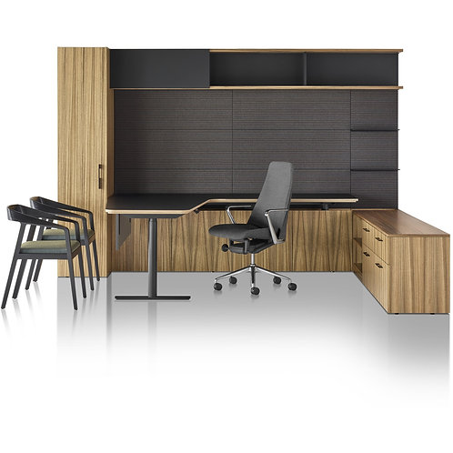Geiger One Casegoods Private Office