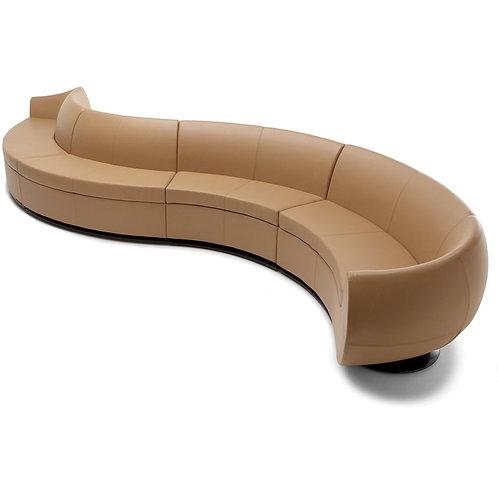 nienkamper Kloud Serpentine Sofa