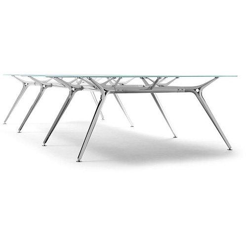 Tusch Seating Actiu Arkitek Conference Table
