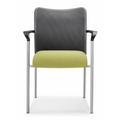 Allseating Inertia Mesh  Side Chair