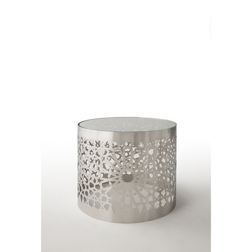 nienkamper Arabesque End/Coffee Occasional Table