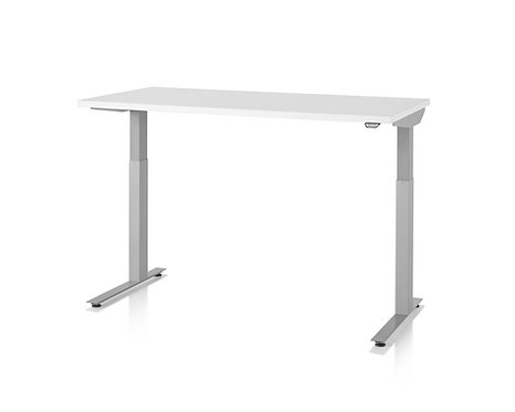 Herman Miller Nevi Height Adjustable Table
