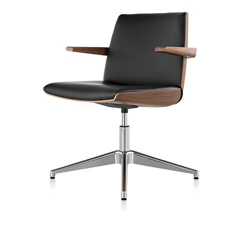 Geiger Clamshell Side Chair