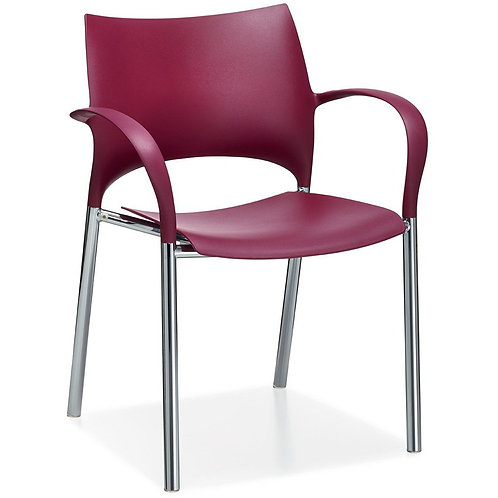 Keilhauer Loon Stacking Chair