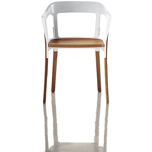 Steelwood Side Chair