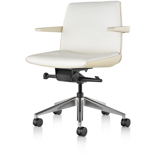 Geiger Clamshell Meeting Room Chair