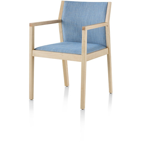 Geiger Advocate Side Chair