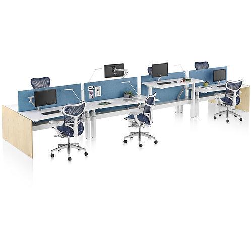Herman Miller Renew Link Workstations