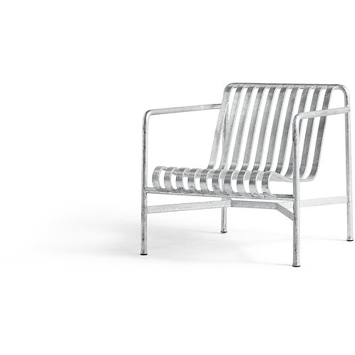 Hay Palissade Lounge Chair Hot Galvanised Outdoor