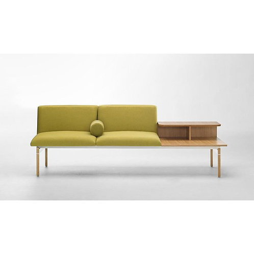 Tusch Seating Inclass Lapse Sofa
