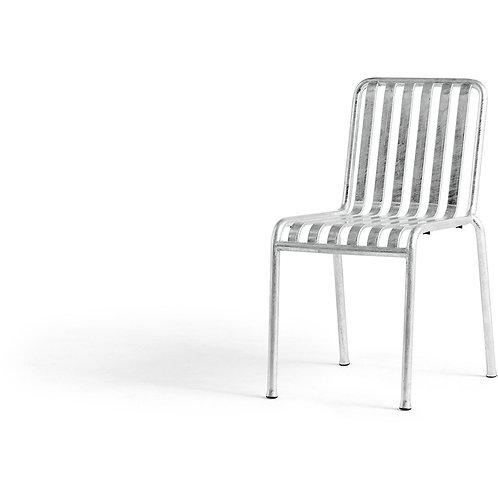 Hay Palissade Hot Galvanised Side Chair