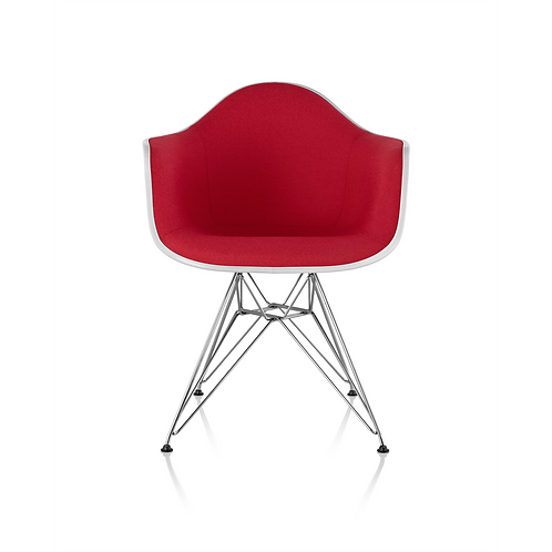 Herman Miller Eames Molded Plastic Arm Chair
