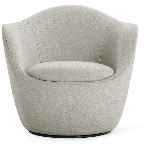 DWR Lina Swivel Lounge Chair