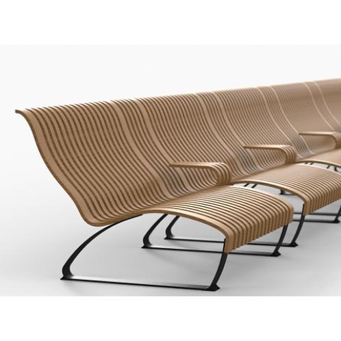 Green Furniture Nova C Recliner Outdoor