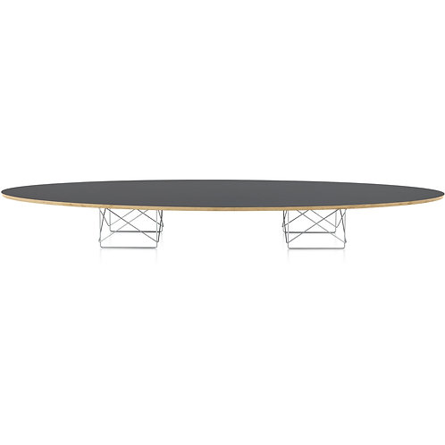 Herman Miller Eames Wire Base Elliptical Table