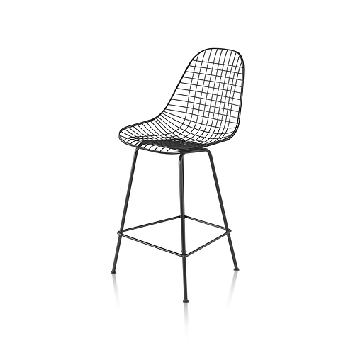 Herman Miller Eames Wire Stool